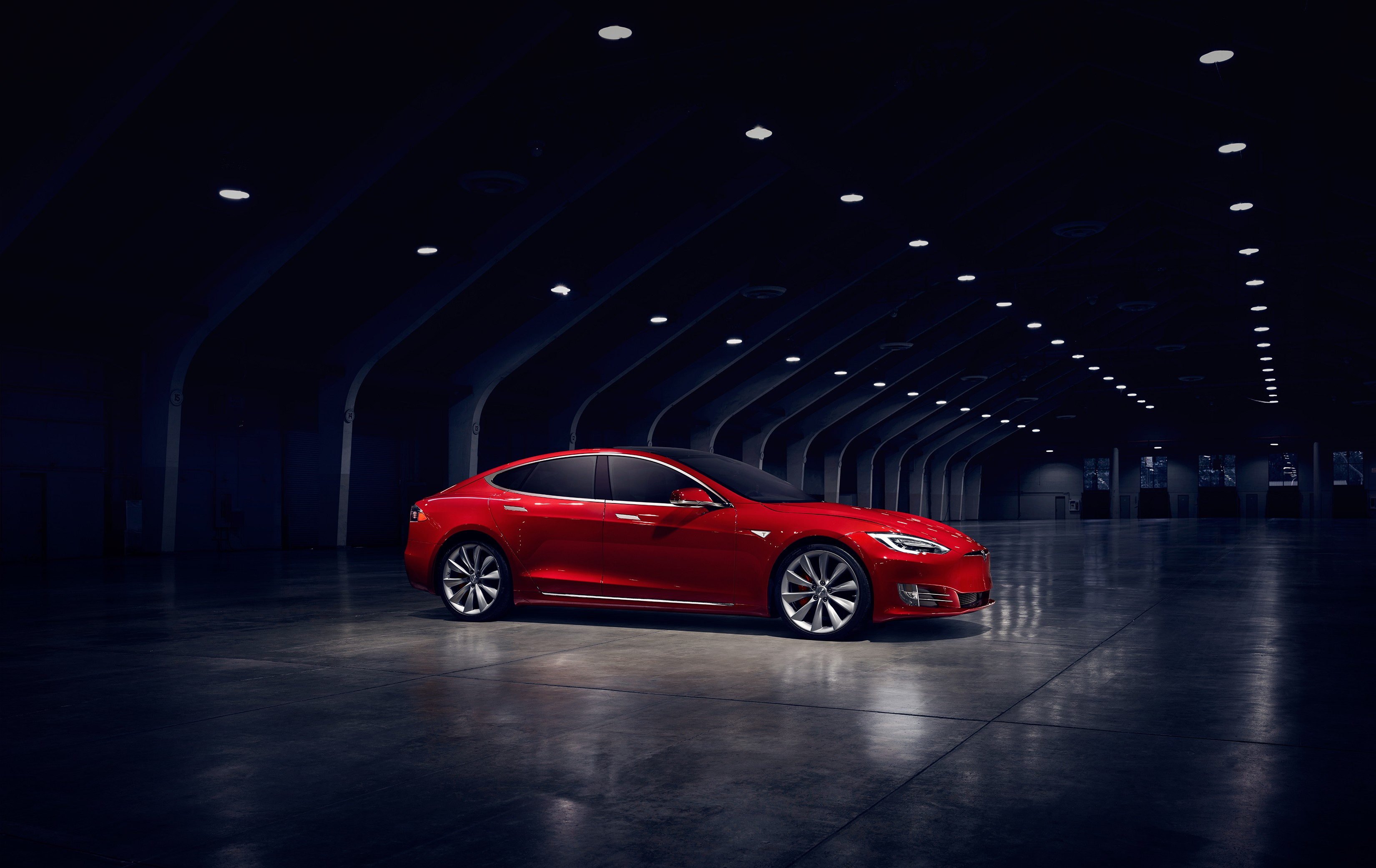 Tesla Announces New Entry Level Model S With 60 Kwh Battery Pack