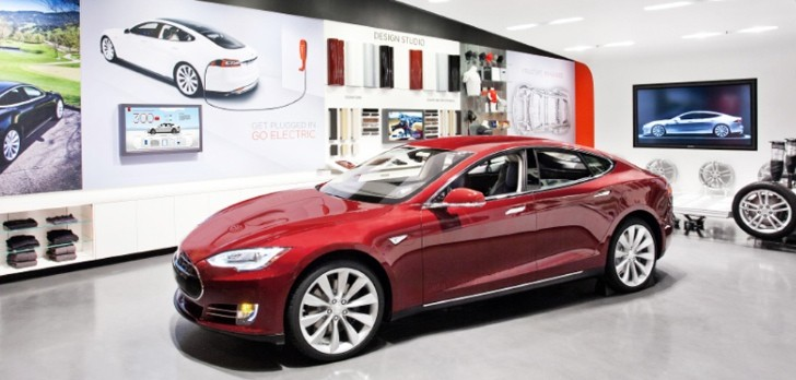 "Tesla Becomes ""Tuosule"" in China"