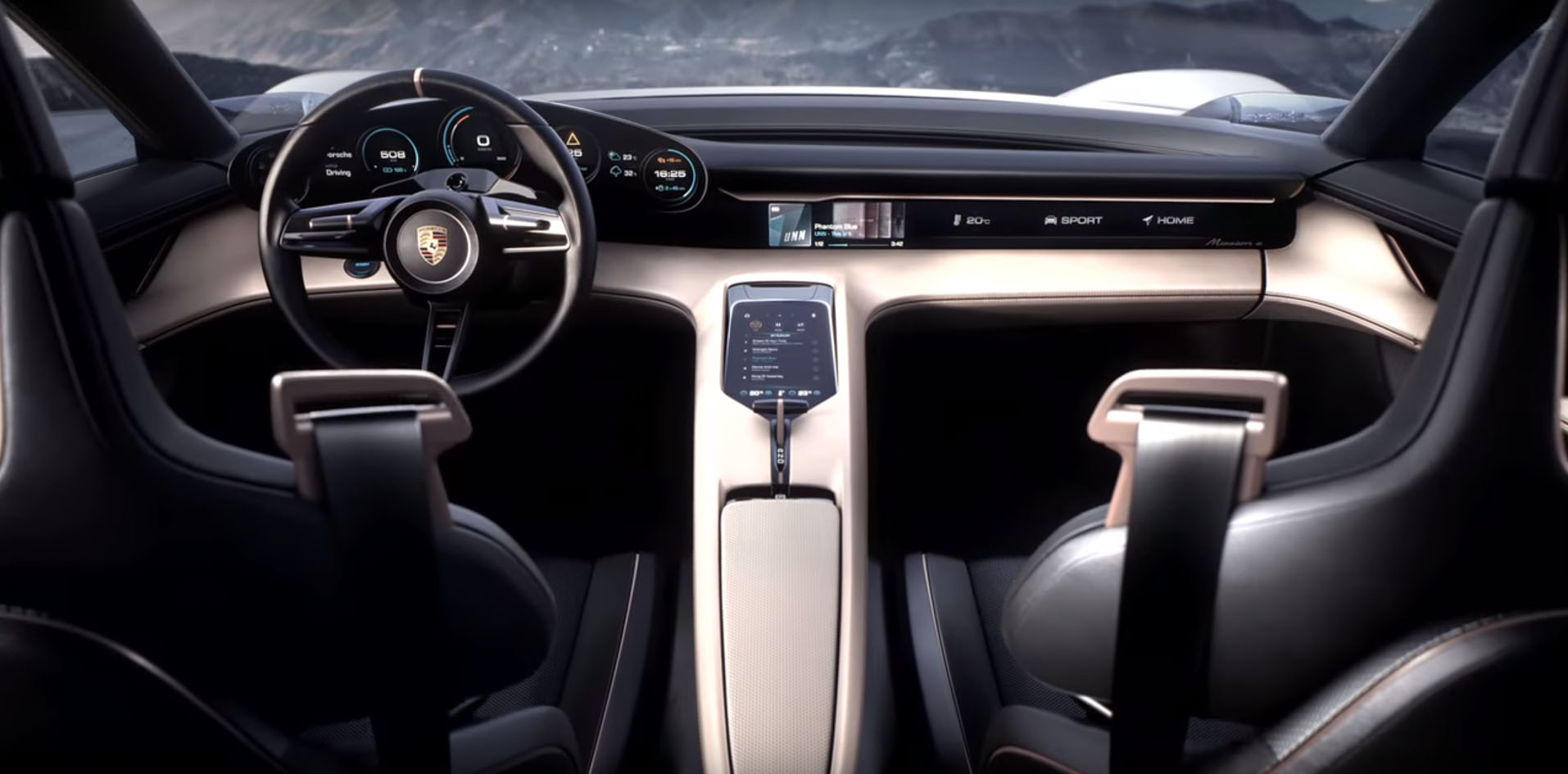 Tesla Model S Interior >> Tesla Hires Porsche Mission E Interior Designer - Resistance Is Truly Futile - autoevolution