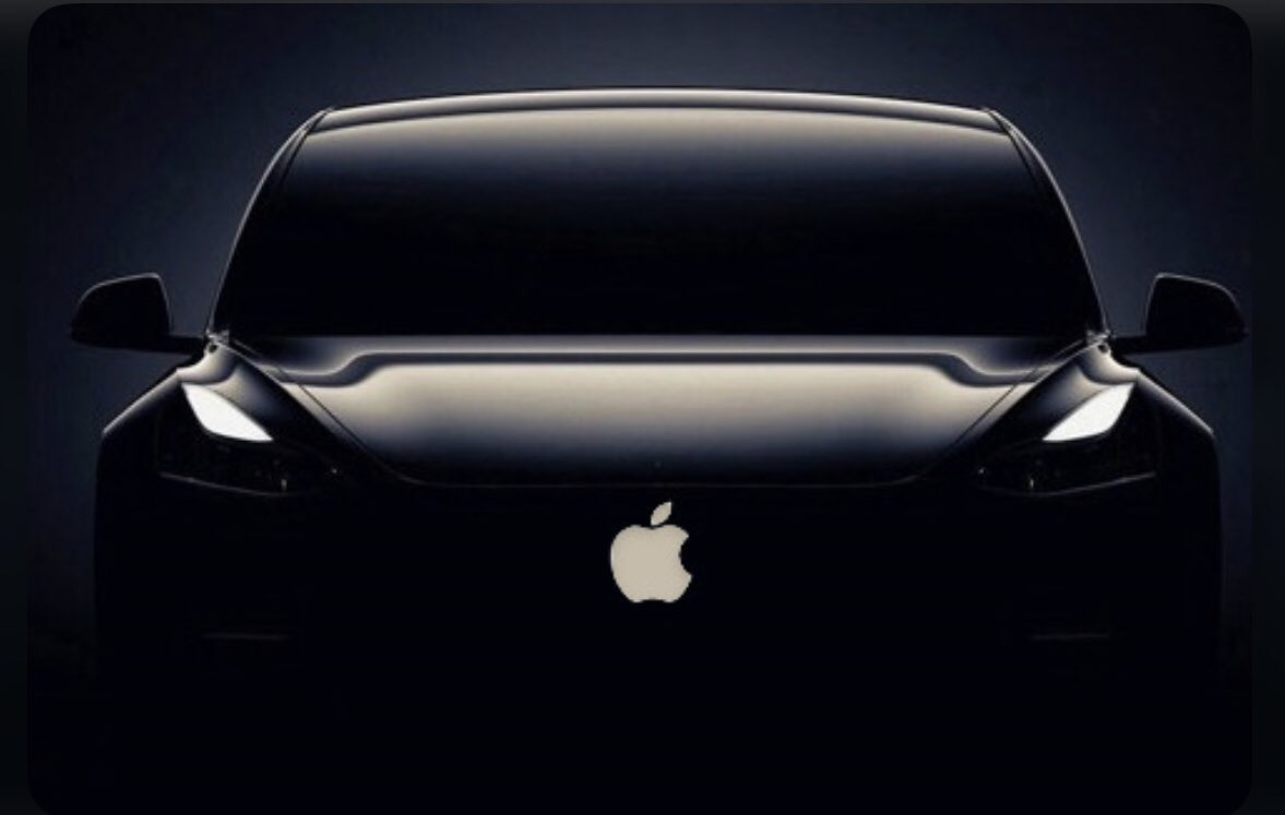 Apple Shifts Leadership of Self-Driving Car Division to AI Chief