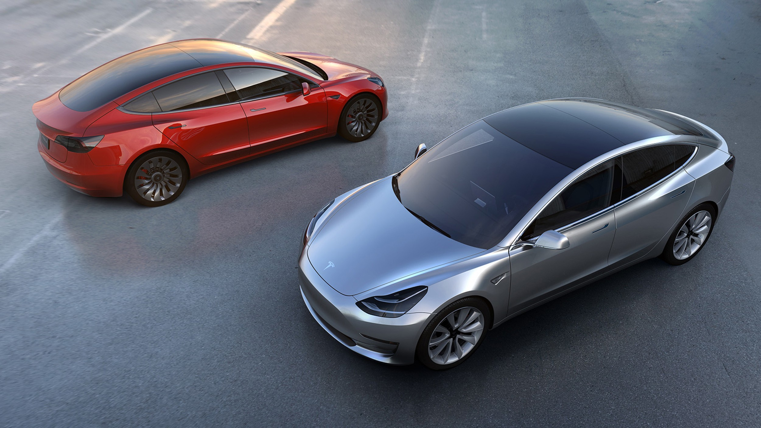 Tesla Model 3 Handover Party On July 28 First 30 Clients Get Their