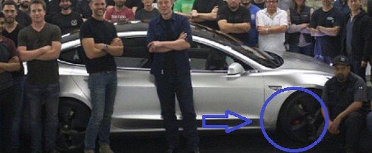 Tesla Model 3 Performance Version Featured in Model 3 ...