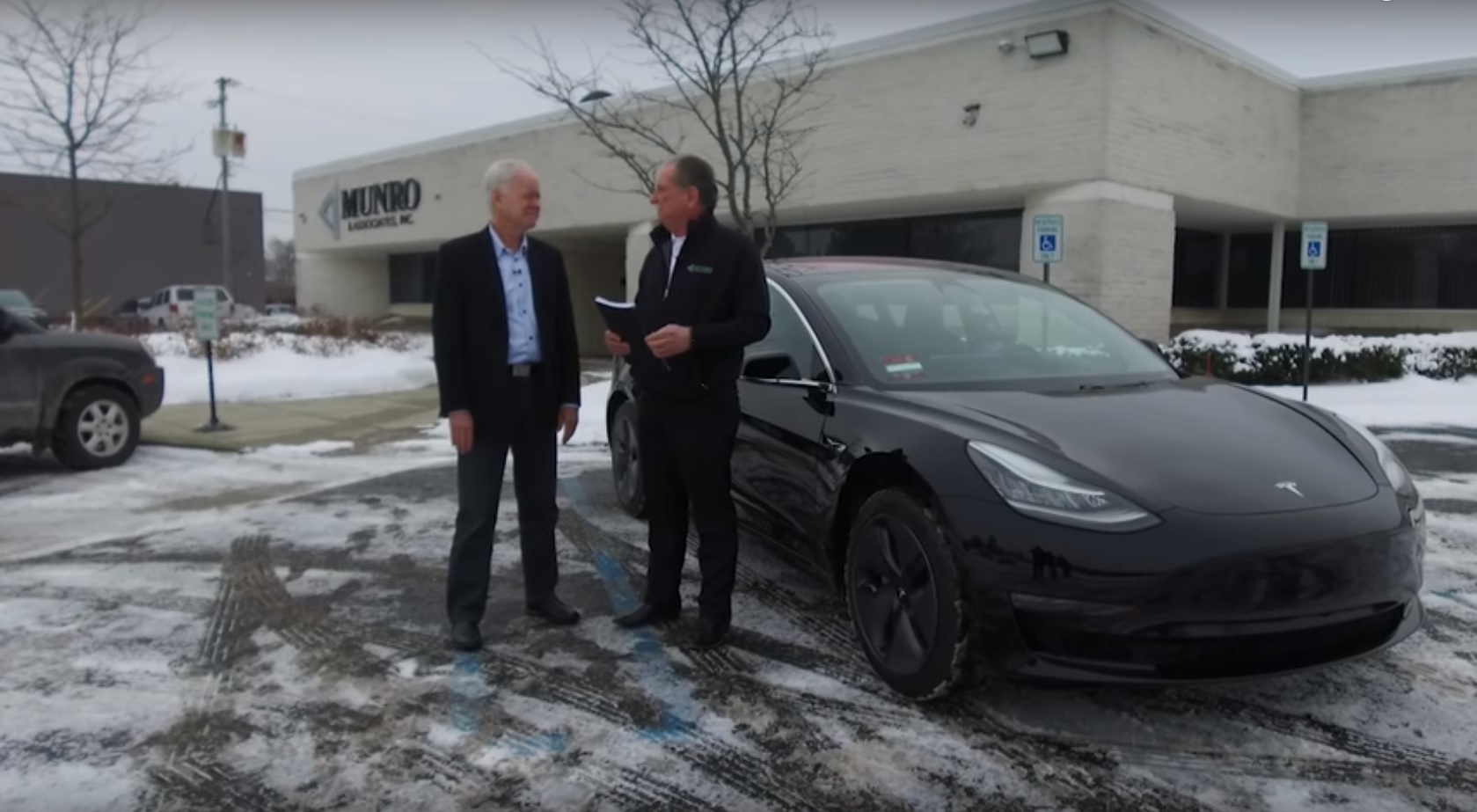 Tesla Model 3 Test Driven by the Man Who Destroyed Its Build Quality