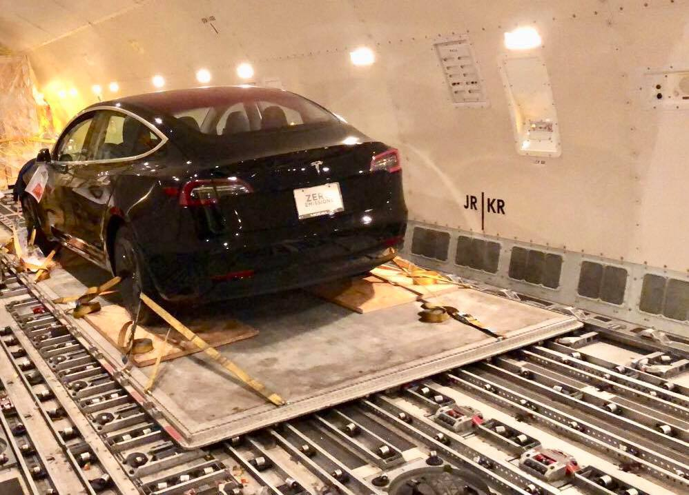 ELON MUSK takes wrong turn with Tesla Model 3