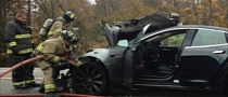Tesla Model S Fire in Tennessee: Owner Tells the Story