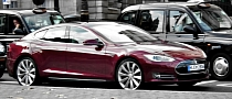 Tesla Model S Gets European Price Tag - Will Be Considerably More Expensive than US Version