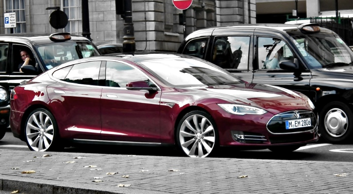 Tesla Model S Gets European Price Tag Will Be