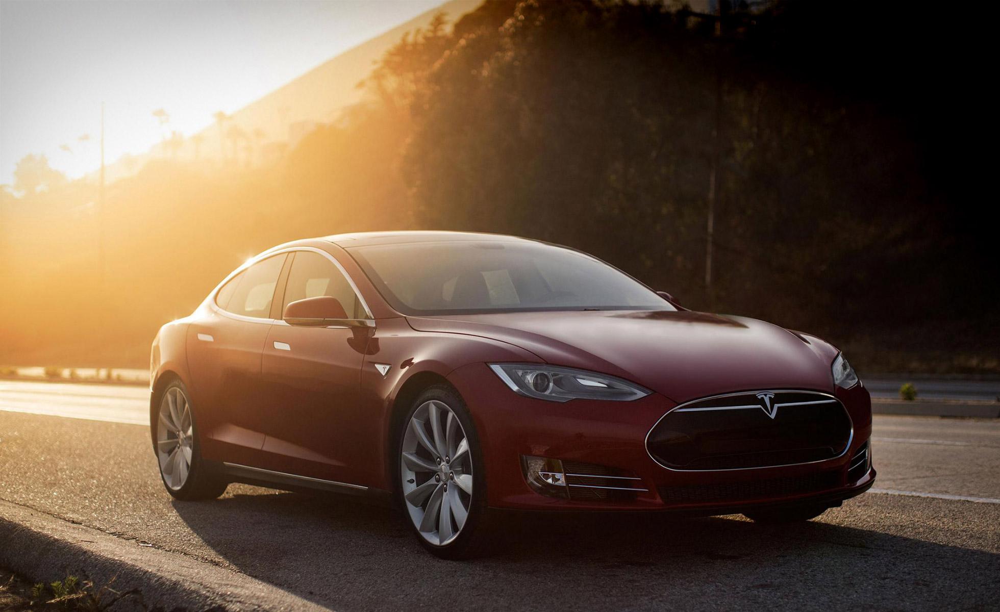 Tesla model s delivery time