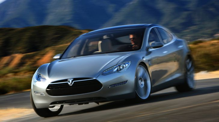 Tesla Model S Performance Version Coming