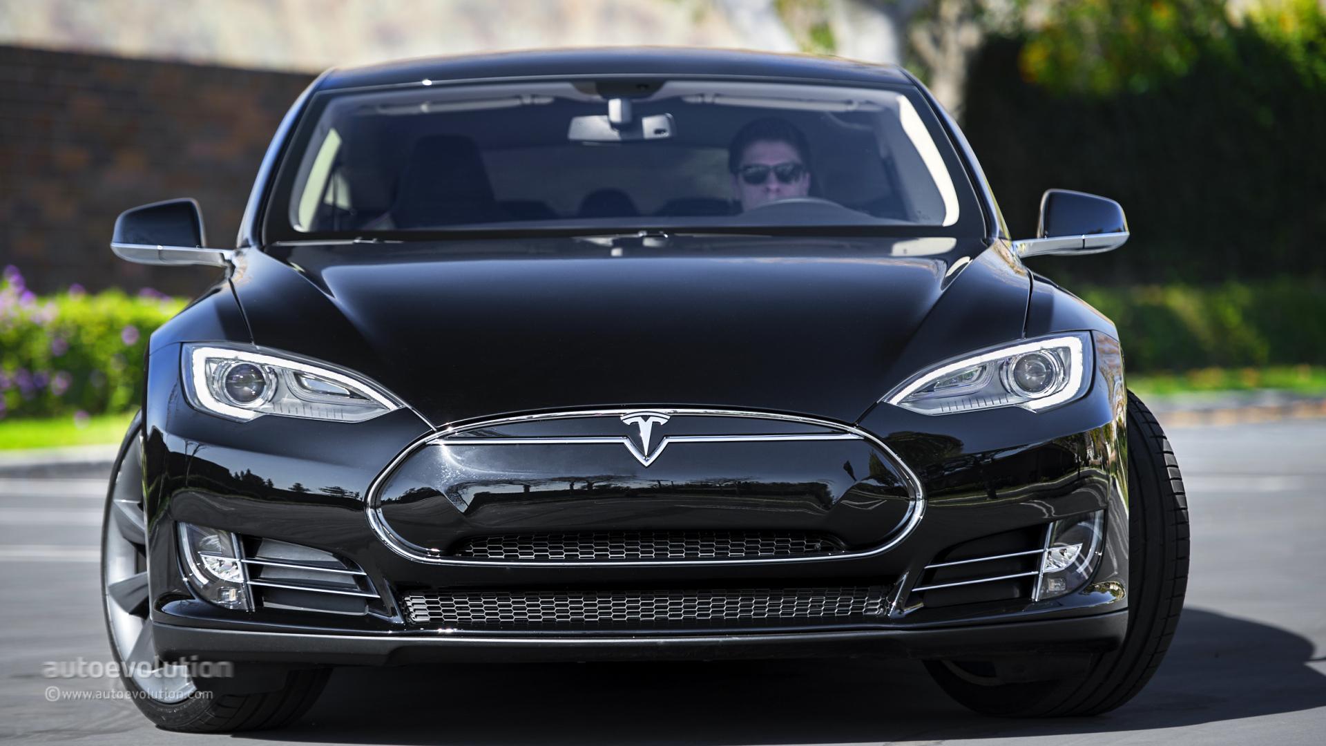 Tesla Model S Updated With Speed Limit Warning & Lane Drift ...