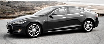 Tesla Model S With 60 kWh Battery Pack Rated at 95 MPGe and 208-Mile Autonomy