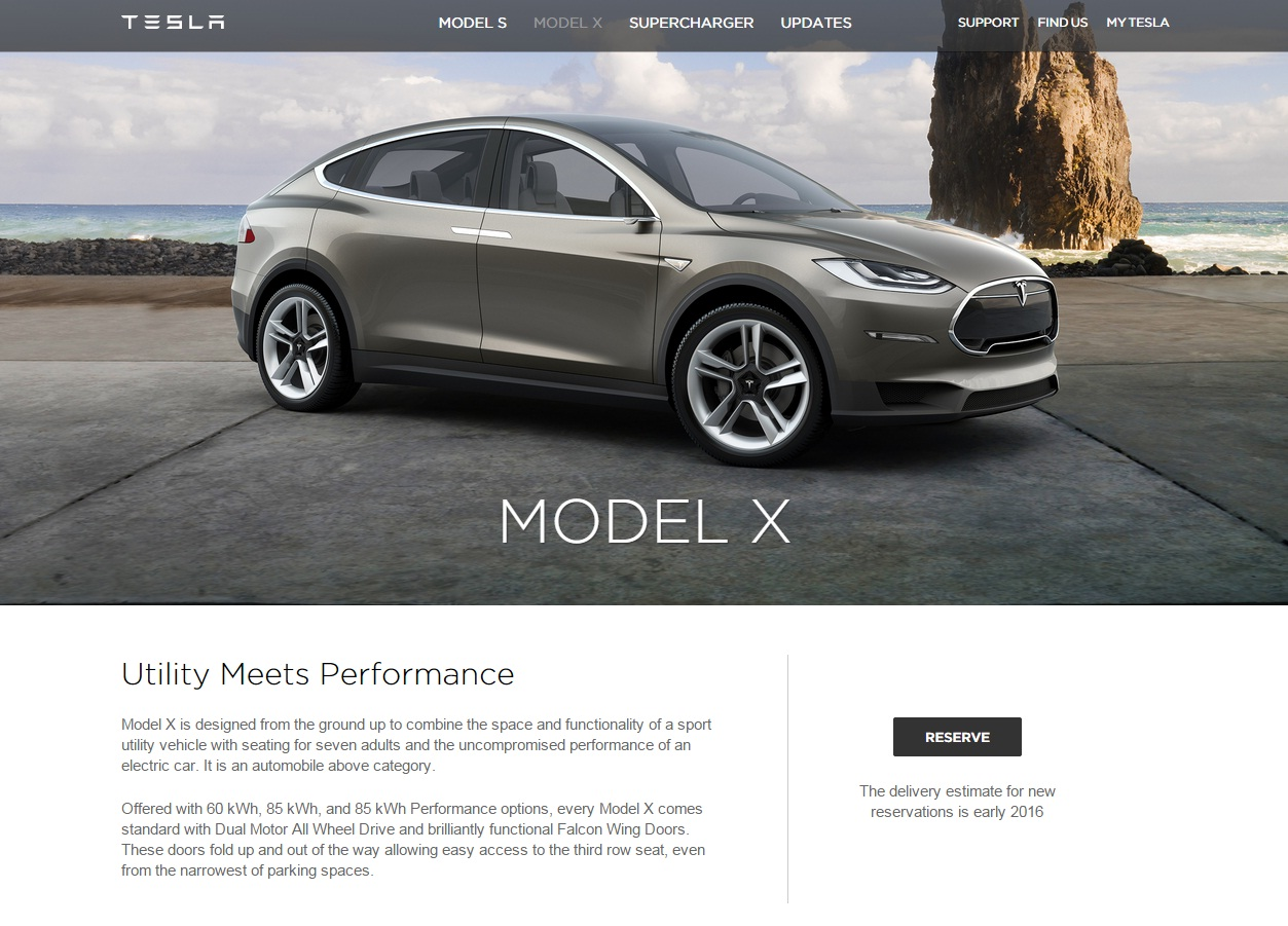 Tesla Model X KWh KWh And KWh Performance Officially - All models of tesla