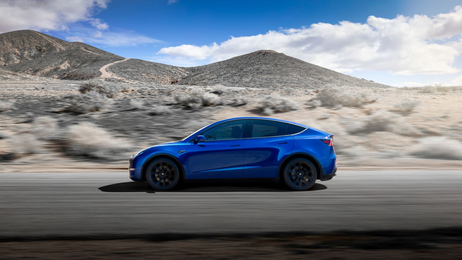 Tesla Model Y: Elon Musk unveils long-awaited £30,000 electric SUV