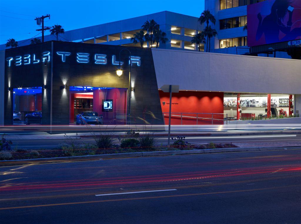 Tesla Opens Powertrain Plant In Palo Alto Autoevolution