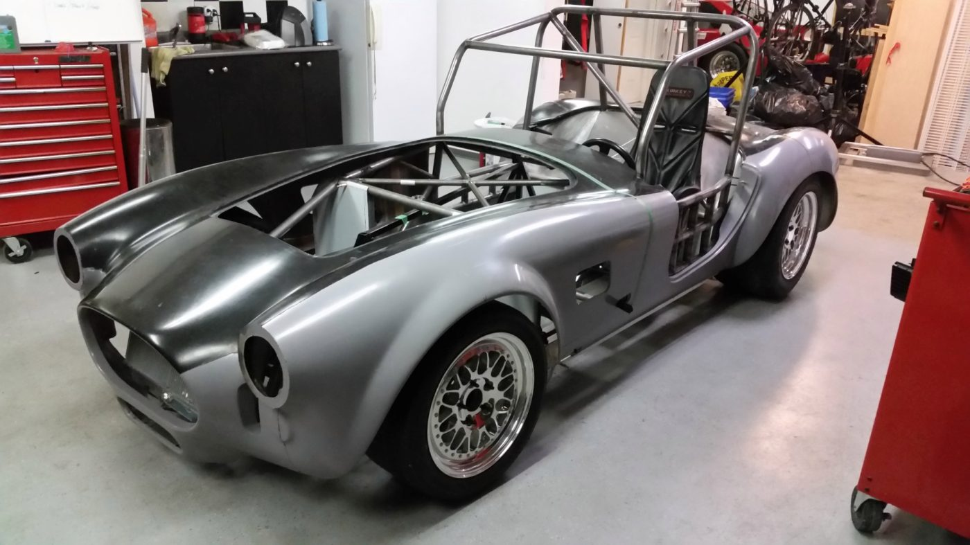 Cobra Kit Car >> Tesla Powered Shelby Cobra Replica To Hit The Race Tracks Later This