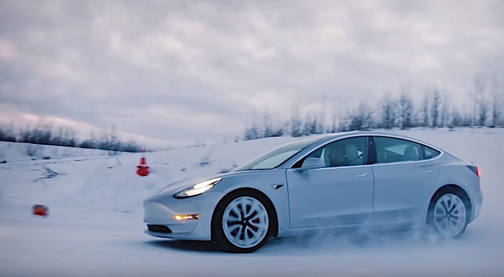 Tesla Ready to Roll Model 3 in Europe from February ...