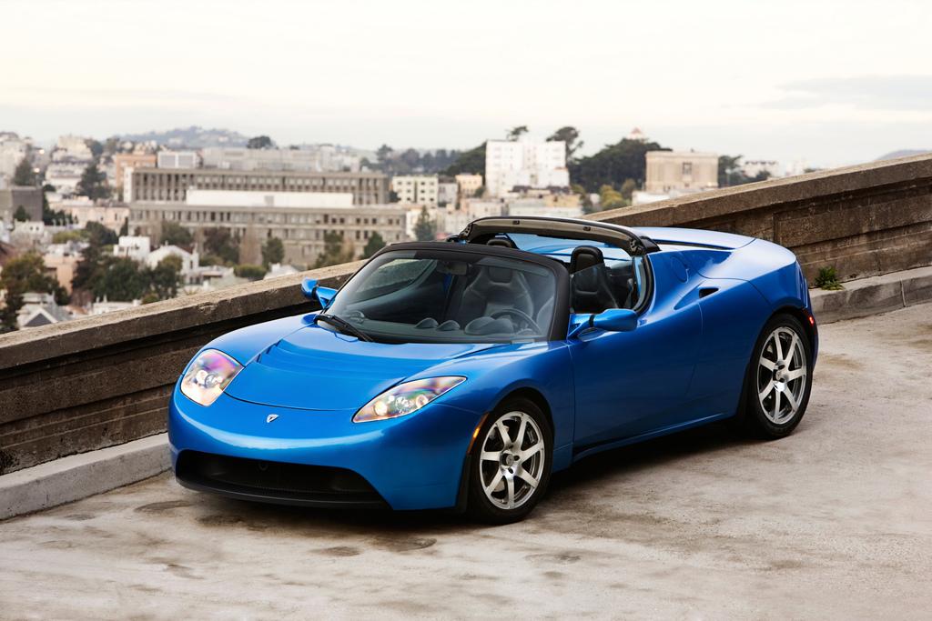 Tesla Recalls MY 2008 Roadsters - autoevolution
