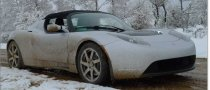 Tesla Roadster Embarks on Epic Journey