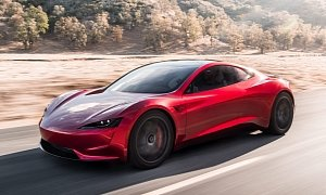 Tesla Roadster II Range Exceeds 1,000 Kilometers