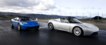 Tesla Roadster No. 1,000 at NAIAS