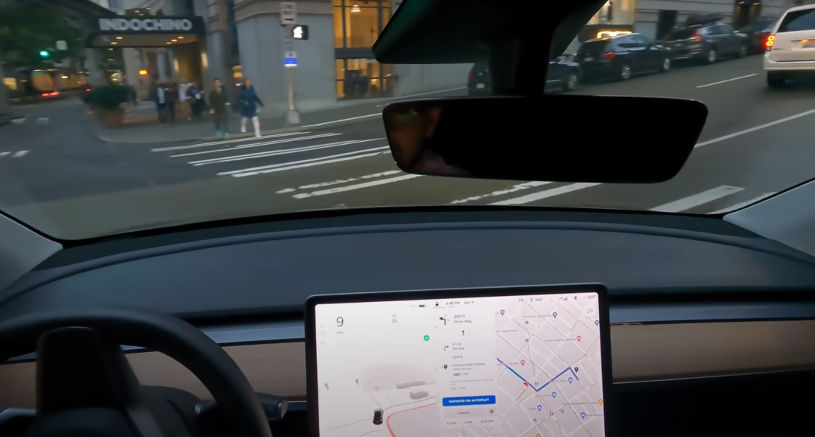 Tesla's Public Rollout of Full Self-Driving Beta Has San Francisco Officials Worried