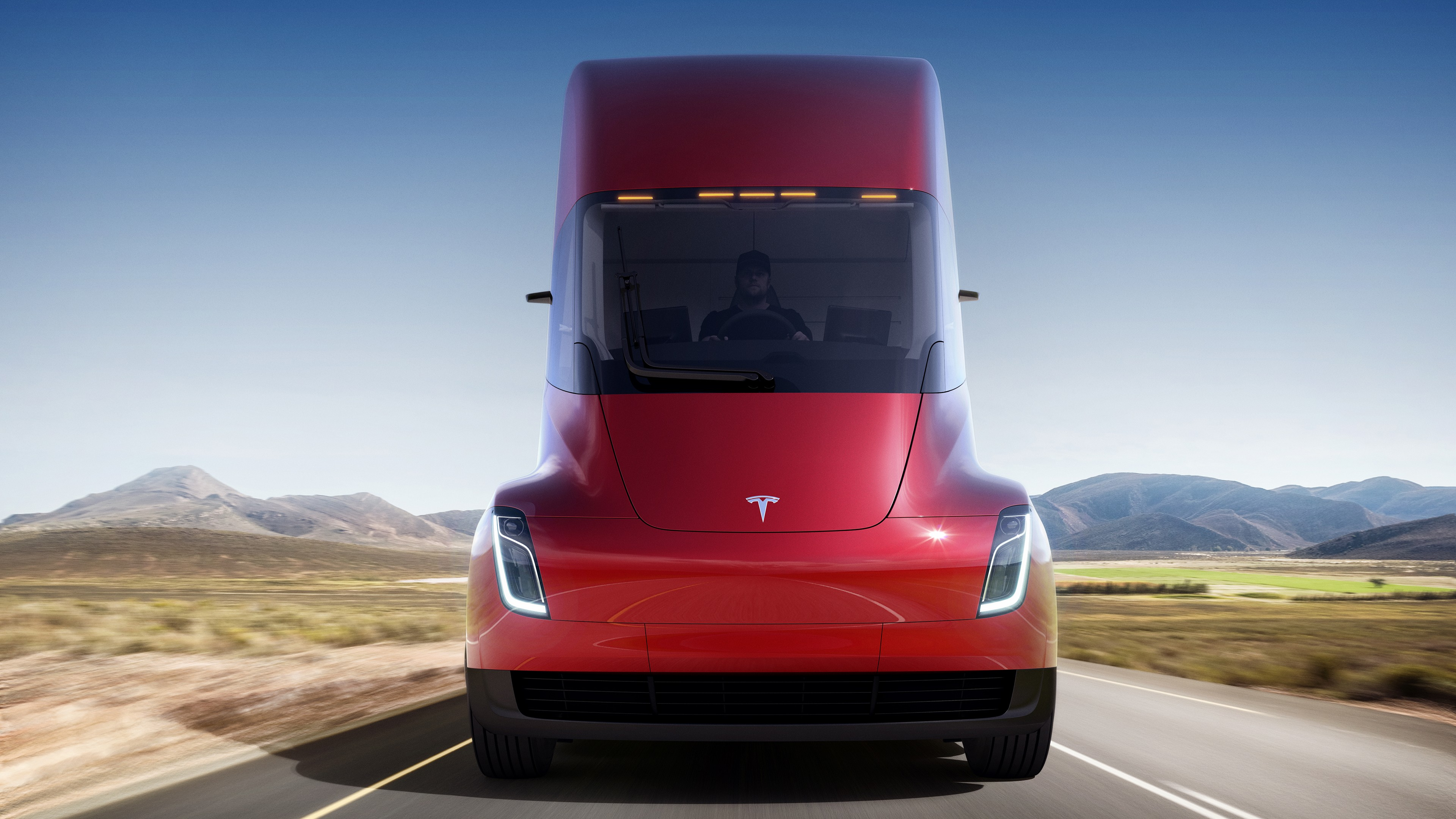 DHL orders 10 Tesla Semi electric trucks, mainly for shorter routes