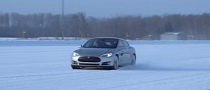 Tesla Says Model S Is Remarkable in Cold Weather, Releases Video to Prove it [Video]