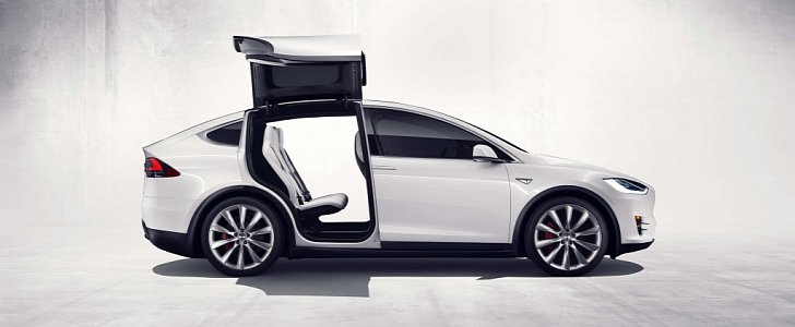Tesla Seeks Court Ruling In Row With German Supplier Over Model X S Falcon Doors Autoevolution