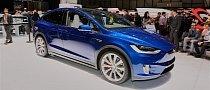 Кроссовер Tesla Model X SUV 2016: цена, фото ...