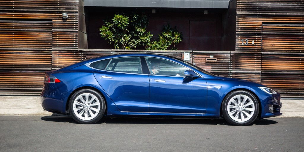 Tesla Sold More Model S Evs Than S Class Series And Sedans