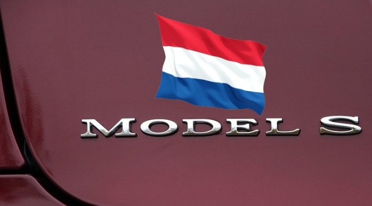 Tesla to Build and Sell Europe-Bound Vehicles in the Netherlands