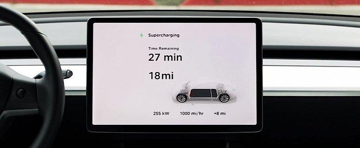 Tesla V3 Supercharging Introduced, Supports 250 kW Peak ...