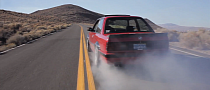 Test Driving a 400 HP BMW E30 M3 Is Not Easy [Video]