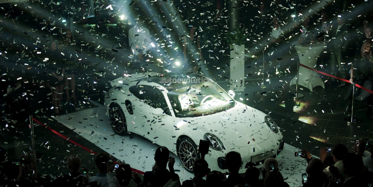 That Porsche Moment - 911 Turbo Romanian Launch [Photo Gallery]