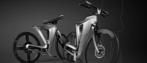 The 13th, a Laser-Cut Unibody e-Bike [Photo Gallery]