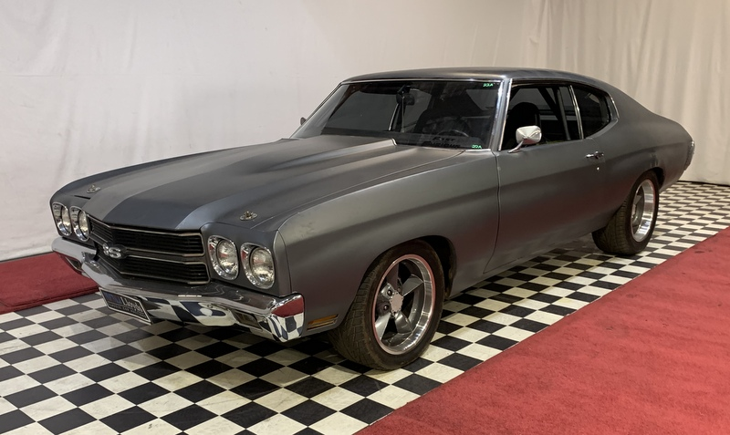 The 1970 Chevrolet Chevelle SS Hero Car From Fast ...