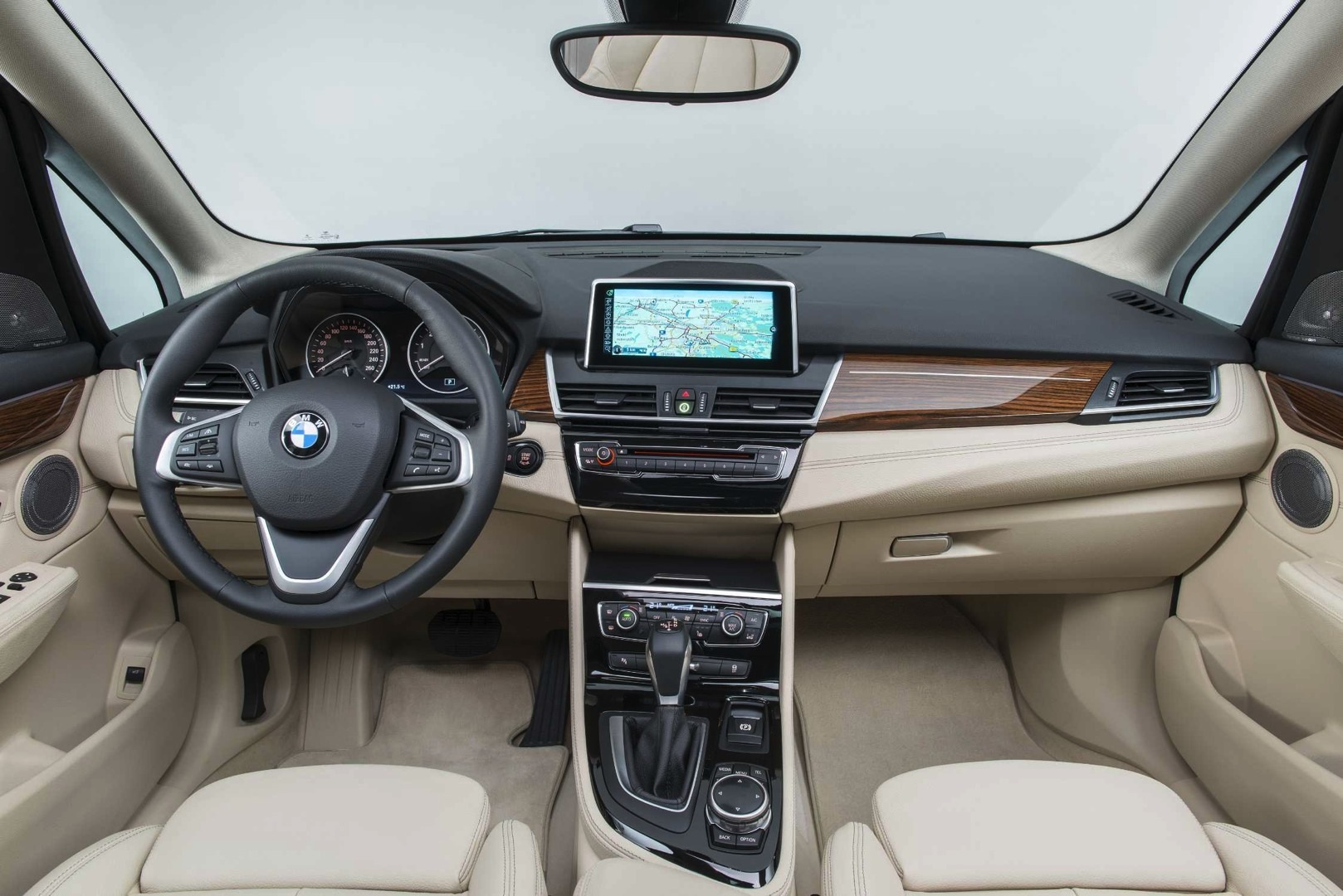 Astonishing The 2 Series Active Tourer The First Bmw In Ages With A New Download Free Architecture Designs Jebrpmadebymaigaardcom