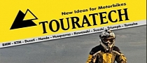 The 2013-2014 Touratech Catalog Shows Up