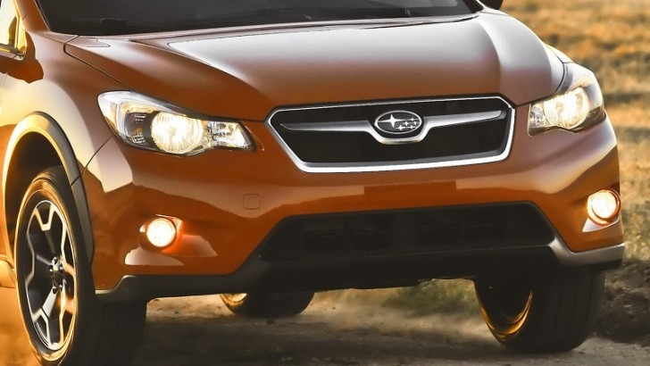 The 2013 Subaru XV Crosstrek Debuts at New York Auto Show [Photo Gallery]