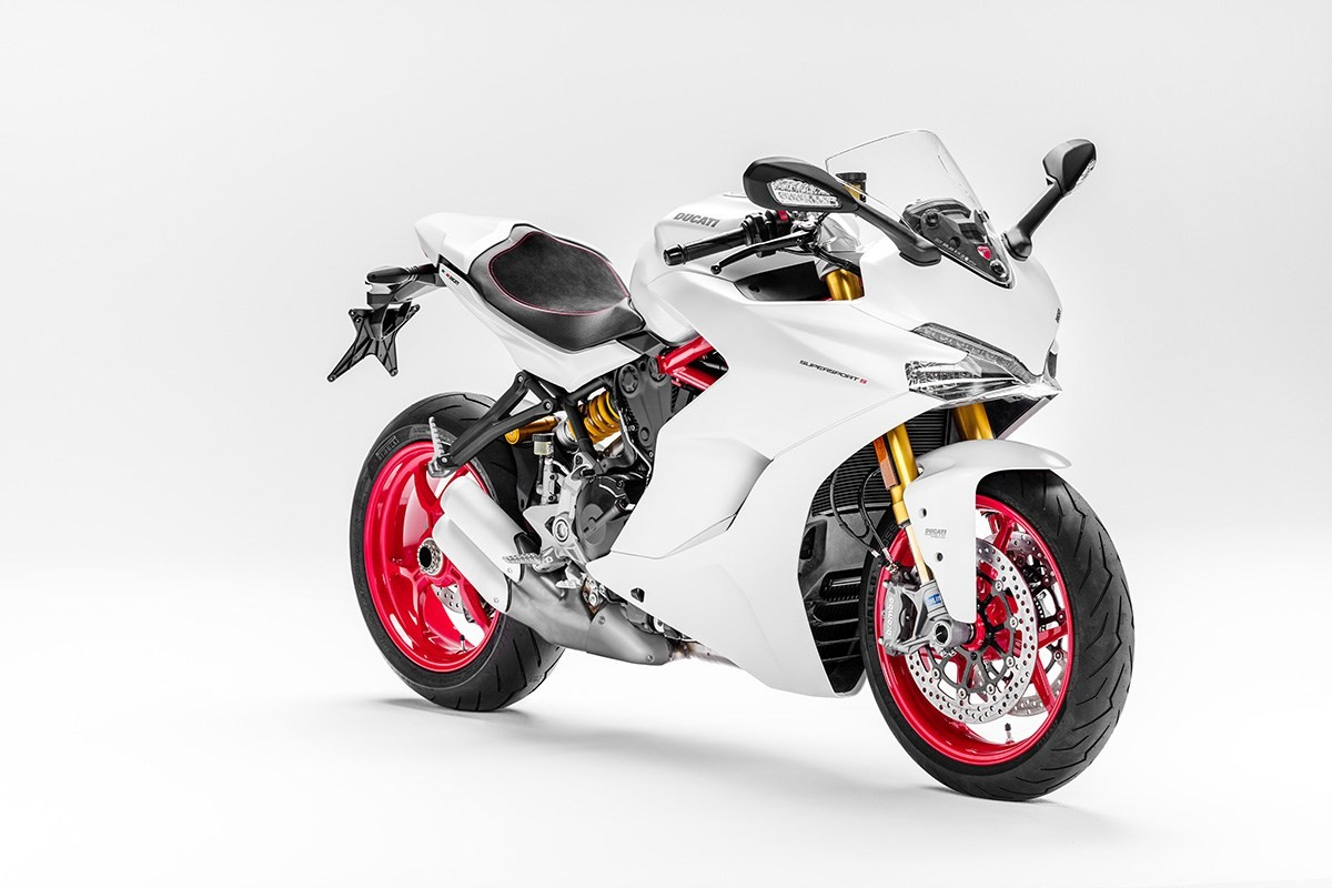 the 2017 ducati supersport has a price - autoevolution