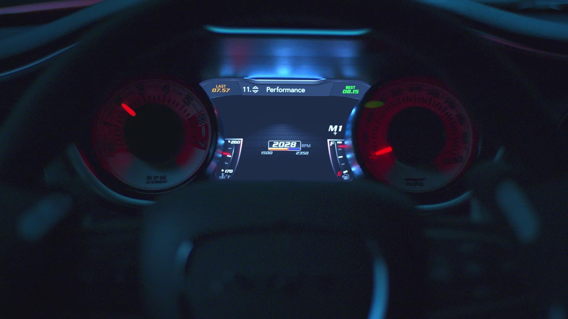 The 2018 Dodge Challenger SRT Demon Plot Thickens With Latest Teaser - autoevolution