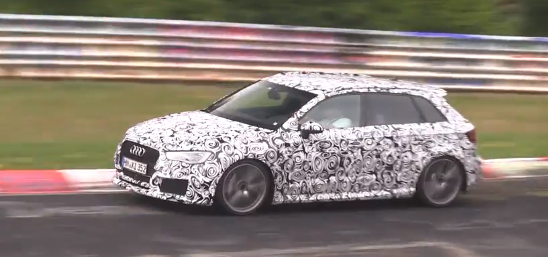 The 8V RS3 Could Be 2015's Most Talked About Audi - autoevolution