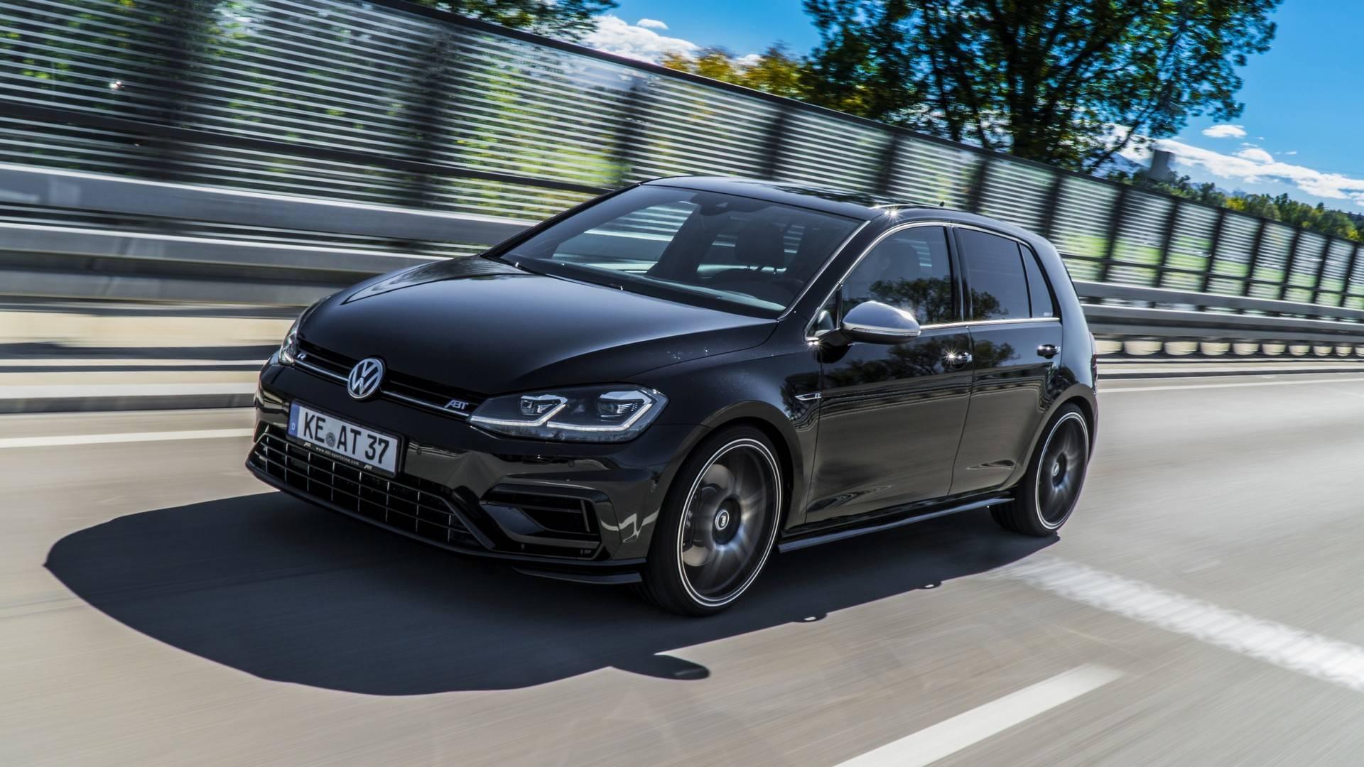The Abt Golf R Is The Golf R400 Volkswagen Won T Make Autoevolution