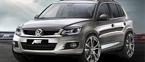The ABT Volkswagen Tiguan!