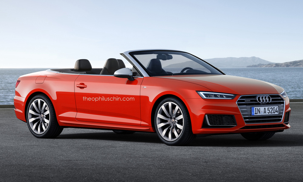 the all new audi a5 cabriolet won 39 t be ready until 2017. Black Bedroom Furniture Sets. Home Design Ideas