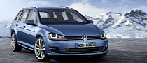 The All-New Volkswagen Golf Variant Bows in Geneva [Photo Gallery]