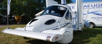 The Amazing 'Flying Car' to be Unveiled in June