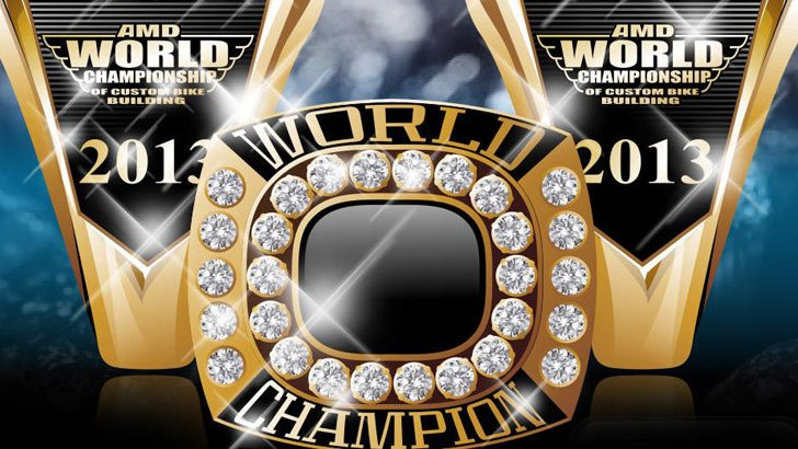 The AMD Championship Ring Is Just Fugly Bling