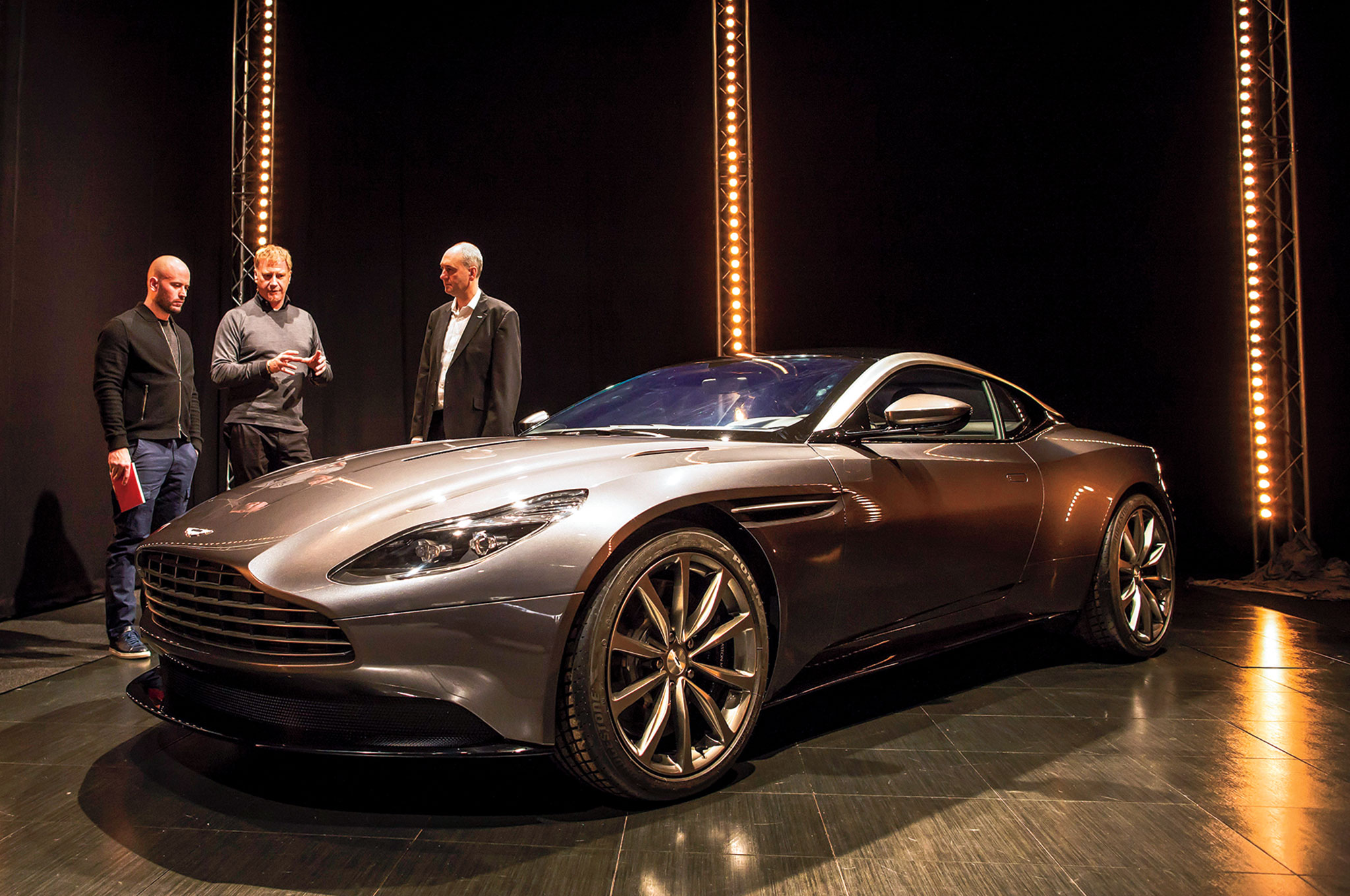The Aston Martin Db Is A New Chapter In Automotive Design