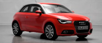The Audi A1 Packs Extra Oomph in a Small Package [Video]